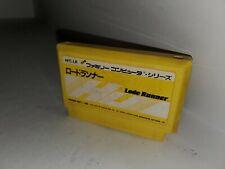 LODE RUNNER Cartridge for Nintendo Famicom HFC-LR E48