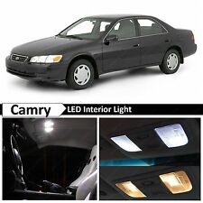 White Interior LED Lights Package Kit for 1997-2001 Toyota Camry + TOOL