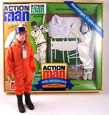 """Action Man 40th Anniversary Cricketer Set w/Figure 12"""" 1:6 AM40-CRIC"""