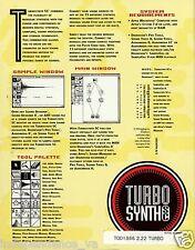 Digidesign Turbosynth SampleCell II™ 2.22