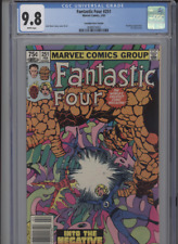 FANTASTIC FOUR #251 MT 9.8 CGC HIGHEST 1 OF 2 GRADED CANADIAN PRICE VARIANT BYRN