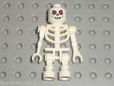 Personnage LEGO castle chateau Warrior Skeleton / Set 7029 7094 7093 7092 7079..