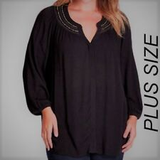 Viscose Machine Washable Tops Blouses for Women