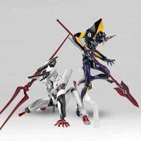 Revoltech Evangelion Evolution Eva Unit 4 & Mark.06 Premium Box Set [JAPAN] by K