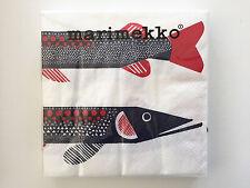 Marimekko Finland paper napkins 33 x 33 cm, pattern Sanna Annukka