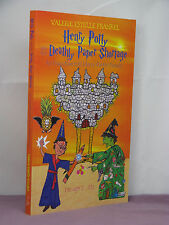 1st,signed by author,Henry Potty & the Deathly Paper Shortage by Valerie Frankel