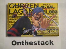 MANGA:   Gurren Lagaan Vol. 3 by Kotaro Mori (Paperback, 2009) In New Condition!