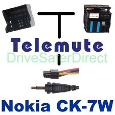 T78404 Telemute for Nokia CK-7W Vauxhall CD30