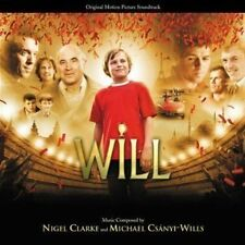 Nigel Clarke & Michael Csanyi-Wills Will SOUNDTRACK OST 2011