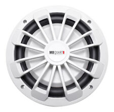 "MB Quart NW1-254 10"" 600 Watt Shallow Marine Subwoofer For Boat/RZR/ATV/UTV/Cart"