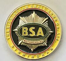 BSA motorcycles  lapel pin badge.     B020201
