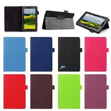 Для Amazon Kindle Fire 7 планшет магнитный кожаный чехол-подставка Smart Cover горячий мы