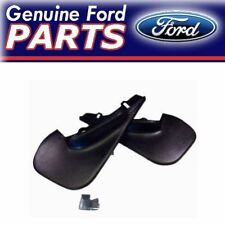 New Genuine Ford Focus MK3 2011 Onwards Front Mud Flaps / Guards (Inc Fittings)