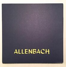 Jean-Claude Allenbach Art Book (French) Art Seiller Galerie ISBN: 2911901371