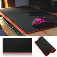 New Rubber Gaming Mouse Pad Mat for PC Laptop Computer Large XL Size 600*300mm R