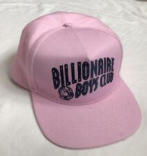 BILLIONAIRE BOYS CLUB CAP SnapBack Pink