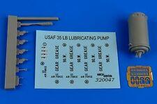 Aim 1/32 15.9kg ölend Eimer Pumpe USAF   320047