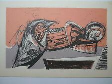 Robert Colquhoun (1914-1962) Original 1947 lithograph (lk Macbryde )