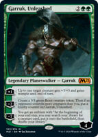 Garruk, Unleashed - Foil x1 Magic the Gathering 1x Magic 2021 mtg card