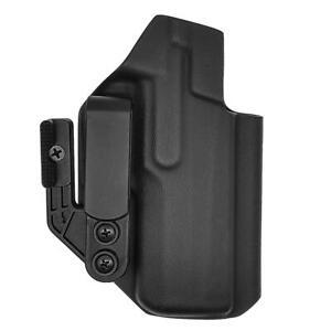 Glock 43 / 43X / MOS | Axis IWB Holster | Black