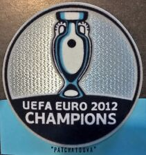 Patch Euro 2016 UEFA maillots foot Espagne Spain Champions