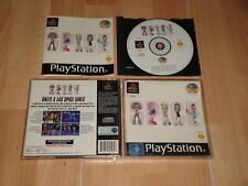 Spice world join the spice girls for sony play station 1 ps1 Good Condition