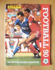 Panini 1990 Season Sports Sticker Albums