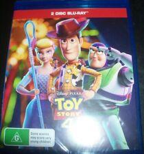 Toy Story 4 (2019 Australian Region4 Dvd) Disney Postage