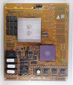 DEC KA66A T2054-AA D06 VAX 6000/600 NEPTUNE XNP CPU,FLOATING POINT,CLOCK MODULE