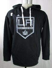 Los Angeles Kings NHL Adidas Mens Pullover Hoodie