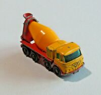 Lesney Matchbox Foden Concrete Truck No. 21 1968 Original Diecast 8719