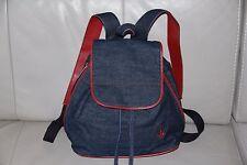 Baby Phat Backpack Denim Bag Blue