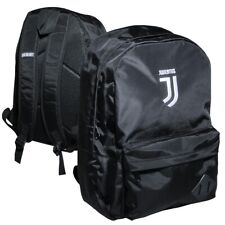 """Juventus FC """"Classico"""" backpack, officially licensed, black"""