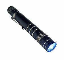 Mini 400 Lumen  Cree Q5 LED Tactical Flashlight AA Clip Lamp