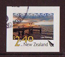Used Postage New Zealand Stamps