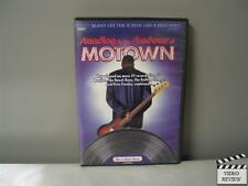 Standing in the Shadows of Motown (DVD, 2003, 2-Disc Set)