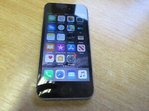 Apple iPhone 5S 16GB (Vodafone) - Space Grey - Used - D574