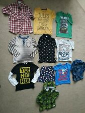 Boys Clothes large Bundle age 6-7 Years
