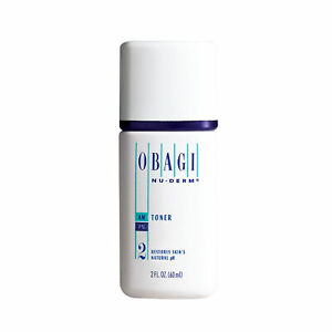 Obagi Toner 2 fl oz / 60 ml. Brand New! SEALED