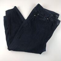 Torrid Womens 22 S Denim Jeans Pants Dark Blue Wash Stretch Skinny
