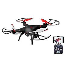 Swift Stream Z-9 12in Wi-fi Remote Control Camera Drone - Black