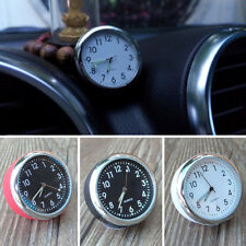 Practical Mini Delicate Luminous Car Vehicle Digital Quartz Clock Mechanics 6030
