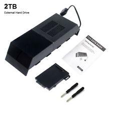 Playstation 2TB External Hard Drive HDD Extra Memory Storage Data Box Fit PS4