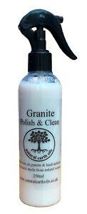 Granite Polish &Clean - 250ml - Parr's