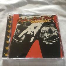 EAGLES OF DEATH METAL Death By Sexy promo(?) CD QOTSA Kyuss Josh Homme desert