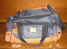 InFocus Projector / Camera Duffle Bag Carrying Case - Orange & Grey (Very Nice)
