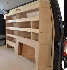 VW T5 & T6 Transporter Van Shelving Racking Tool Storage Package - WRK37.39