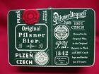 PILSNER URQUELL CZECH GREEN 1842 BEER LUNCH BOX