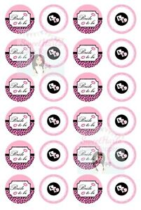 HEN PARTY CUPCAKE TOPPERS EDIBLE HEN DO BRIDE TO BE FAIRY CAKE DECORATIONS
