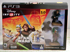 Disney Infinity Star Wars 3.0 Starter Pack PS3 Twilight of the Republic Play Set